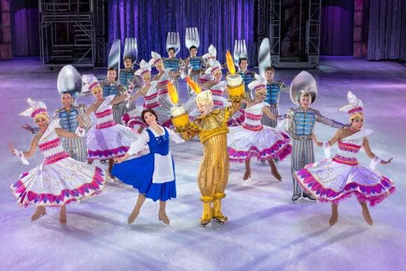 Disney On Ice- Dream Big - O2