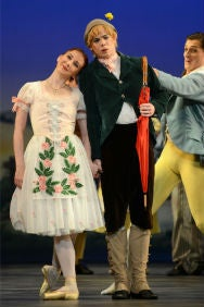La Fille Mal Gardee - Birmingham Royal Ballet