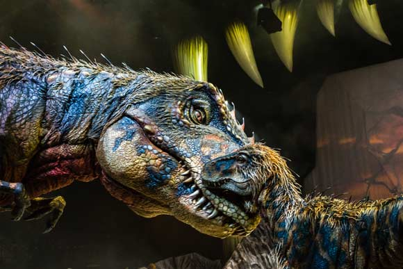 Walking with Dinosaurs: Nottingham