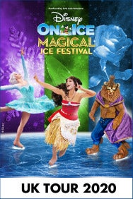 Disney on Ice presents Magical Ice Festival - Glasgow