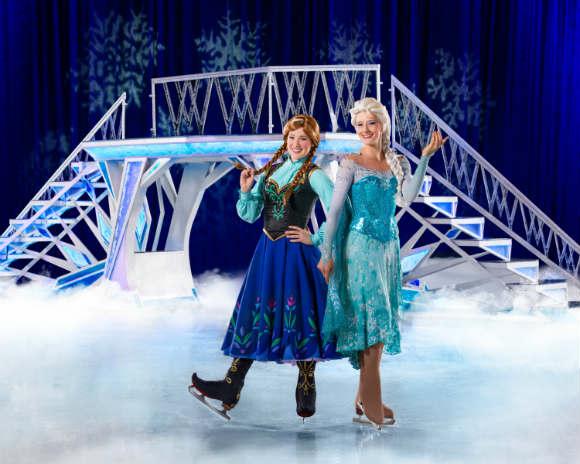Disney on Ice presents Magical Ice Festival - Glasgow