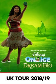 Disney On Ice: Dream Big - Manchester