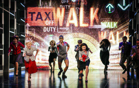 9 to 5 the Musical 18
