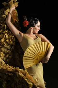 Gala Flamenca La Chana - Godess of Compas