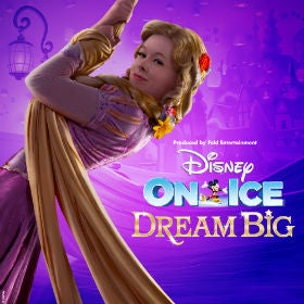 Disney On Ice: Dream Big - Nottingham