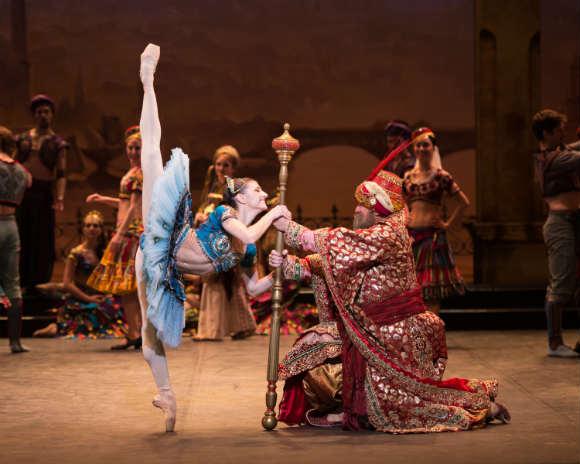 Le Corsaire - English National Ballet