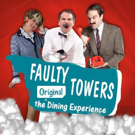 Faulty Towers The Dining Experience (From 19 January 2018) - En
