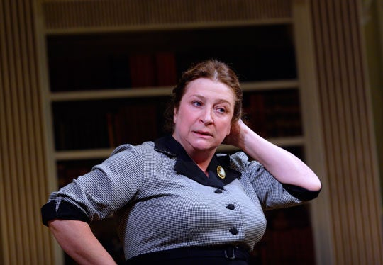 Relative Values at the Harold Pinter Theatre