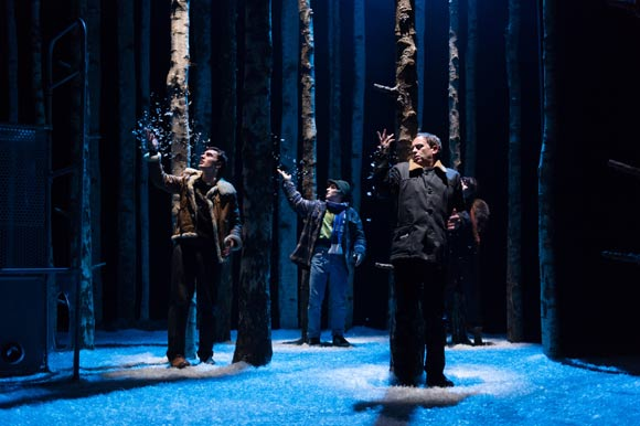 Let The Right One In at the Apollo Theatre