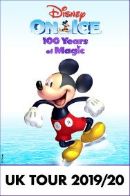 Disney On Ice celebrates 100 Years of Magic - Birmingham
