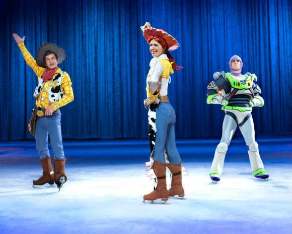Disney On Ice celebrates 100 Years of Magic - Newcastle