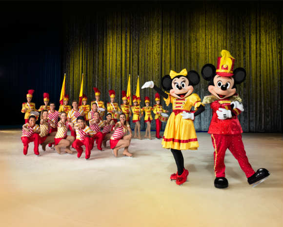 Disney On Ice celebrates 100 Years of Magic - Sheffield