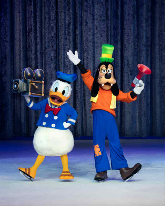 Disney On Ice celebrates 100 Years of Magic - O2 Arena