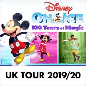 Disney On Ice celebrates 100 Years of Magic - Glasgow