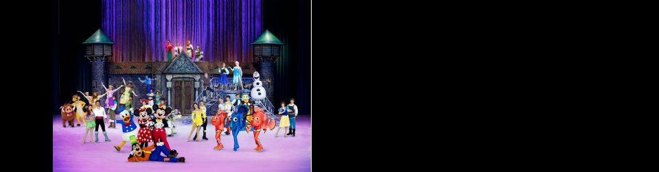 Disney On Ice Celebrates 100 Years of Magic - Glasgow