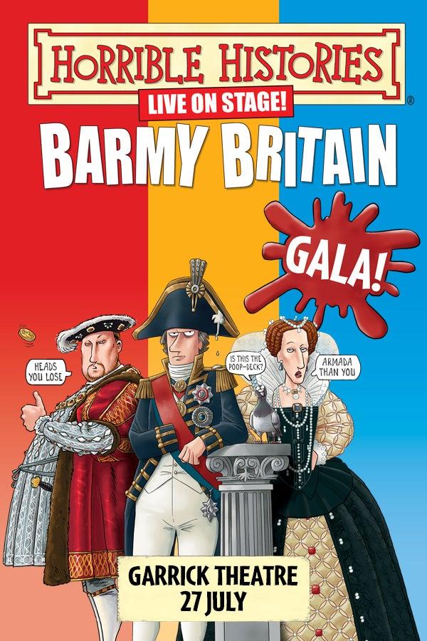 Barmy Britain Gala
