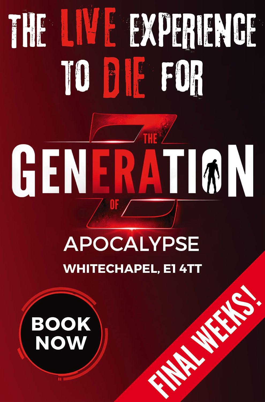 The Generation Of Z: Apocalypse