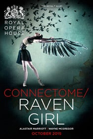 Connectome / Raven Girl