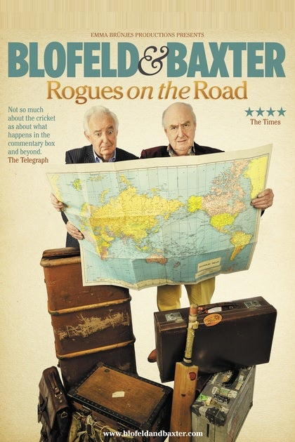 Blofeld And Baxter: Rogues On The Road