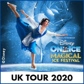 The Wonderful World of Disney on Ice - Cardiff