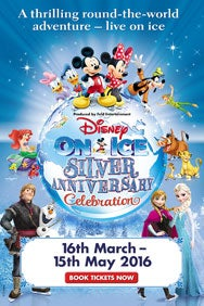 Disney On Ice presents Silver Anniversary - Nottingham
