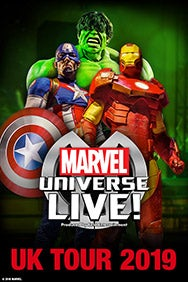 Marvel Universe LIVE! - Manchester/
