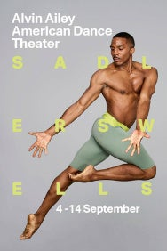 Alvin Ailey American Dance Theatre - Programme B: EN / The Call / Juba / Revelations