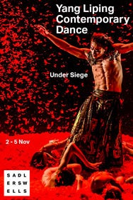 Yang Liping Contemporary Dance - Under Siege