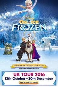 Disney On Ice presents Frozen - Glasgow