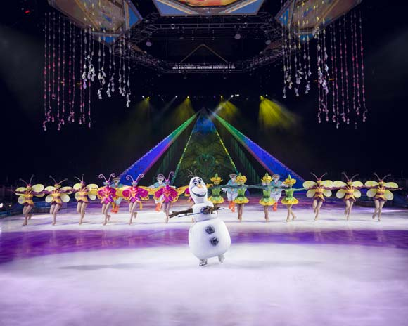 Disney On Ice presents Frozen - London