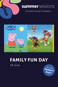 Family Fun Day - Summer Session