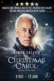 A Christmas Carol with Simon Callow