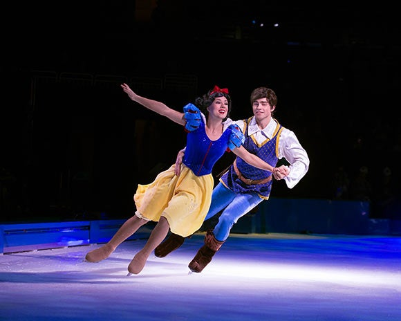 Disney On Ice celebrates 100 Years of Magic - Wembley