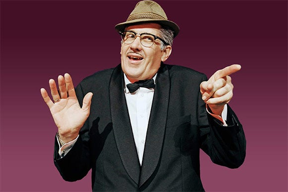 Count Arthur Strong- The Sound of Mucus