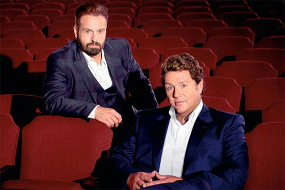 Michael Ball and Alfie Boe Together Again - London