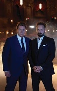 Michael Ball and Alfie Boe Together Again - Ledbury