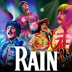 Rain: 50 Years of Sgt Pepper