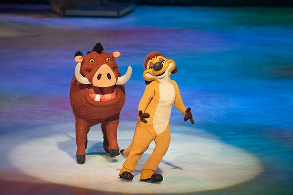 Disney On Ice Presents Passport To Adventure (Manchester)