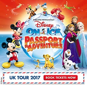 Disney On Ice Presents Passport To Adventure (London)