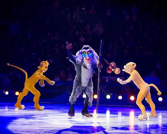 Disney On Ice Presents Passport To Adventure (London)