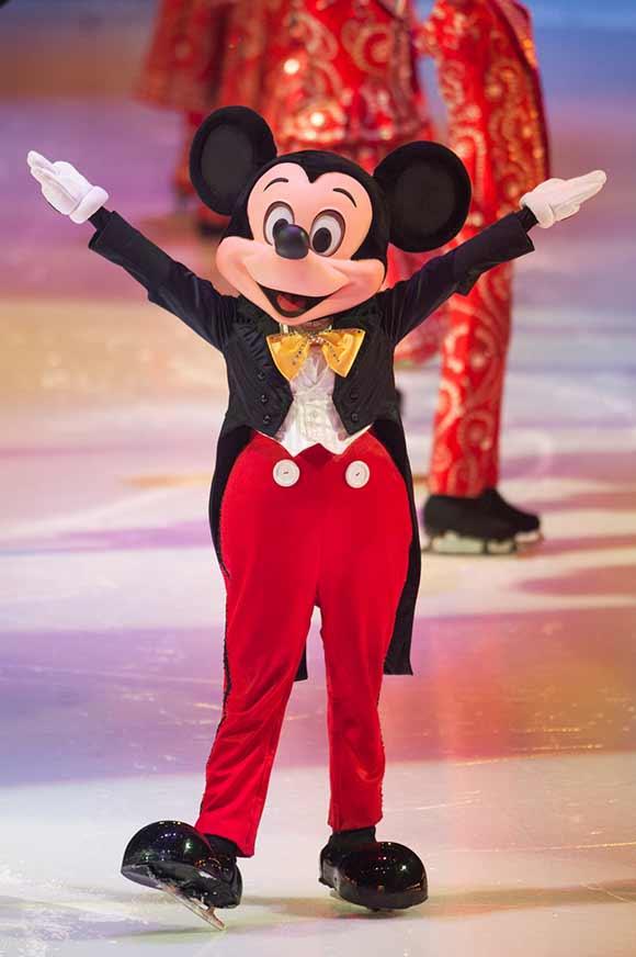 Disney On Ice Presents Passport To Adventure (Sheffield)