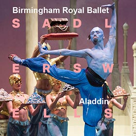 Birmingham Royal Ballet - Aladdin