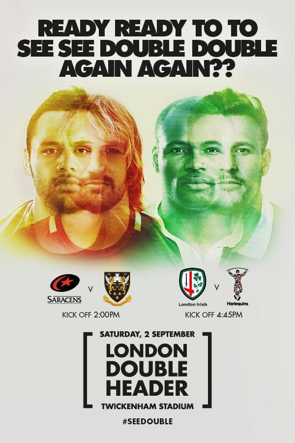 London Double Header 2017