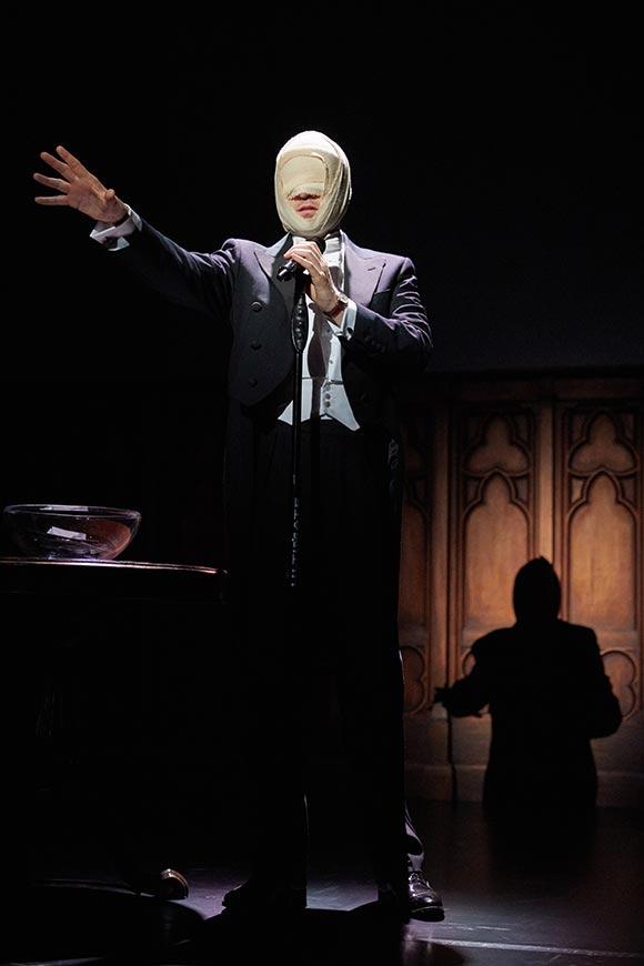 Derren Brown- Underground