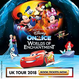 Disney On Ice: Worlds of Enchantment - Wembley