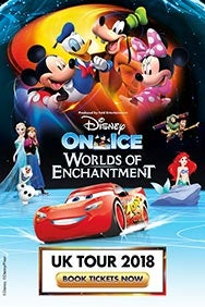 Disney On Ice: Worlds of Enchantment - Liverpool