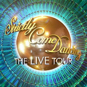 Strictly Come Dancing The Live Tour 2018 - Wembley