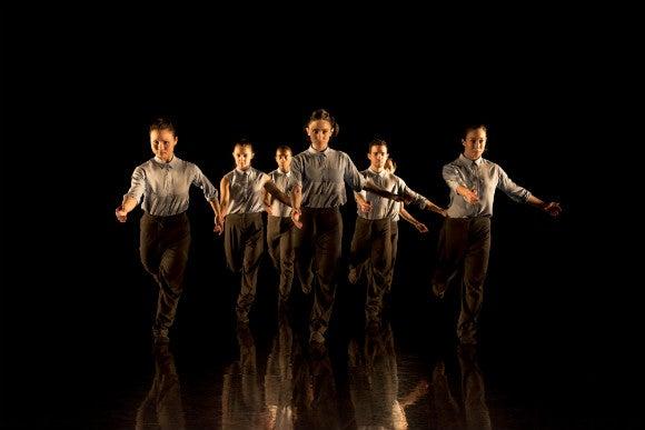 Phoenix Dance Theatre- The Rite of Spring/Left Unseen
