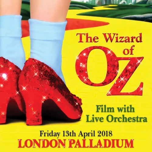 The Wizard of Oz in Concert