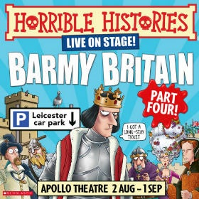 Horrible Histories - Barmy Britain - Part 4 SQ